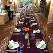 21-diner in Hilversum